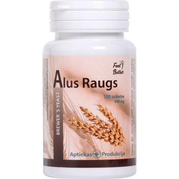 Alus Raugs / Brewer's Yeast tab N130