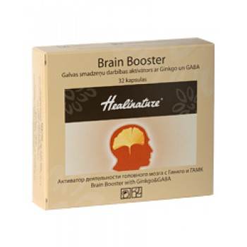 Healinature Brain Booster N32