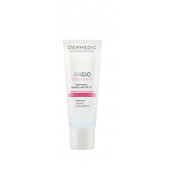 DERMEDIC Angio Preventi Light Redness Masking Cream SPF 15 45 g