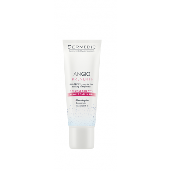 DERMEDIC Angio Preventi Rich SPF 15 Cream For The Masking 45 g