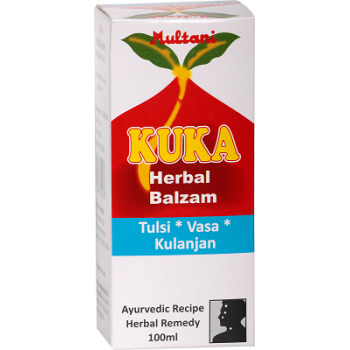 KUKA Herbal Balzam Sīrups 100ml