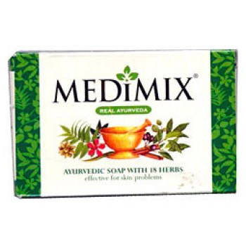 Medimix Ayurvedic Soap With 18 Herbs ziepes 75 gr
