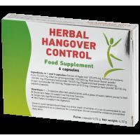 Herbal Hangover Control capsulas N6