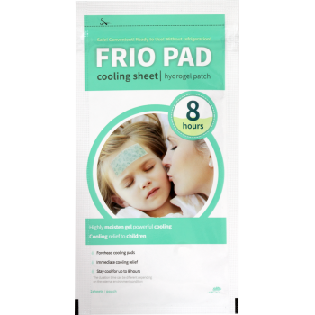 Frio Pad  Cooling sheet/hydrogel patch N2